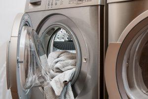 jak usunąć kamień z pralki